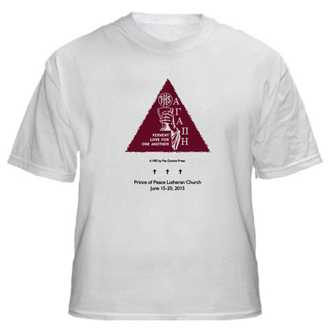 Prince of Peace T Shirt #2