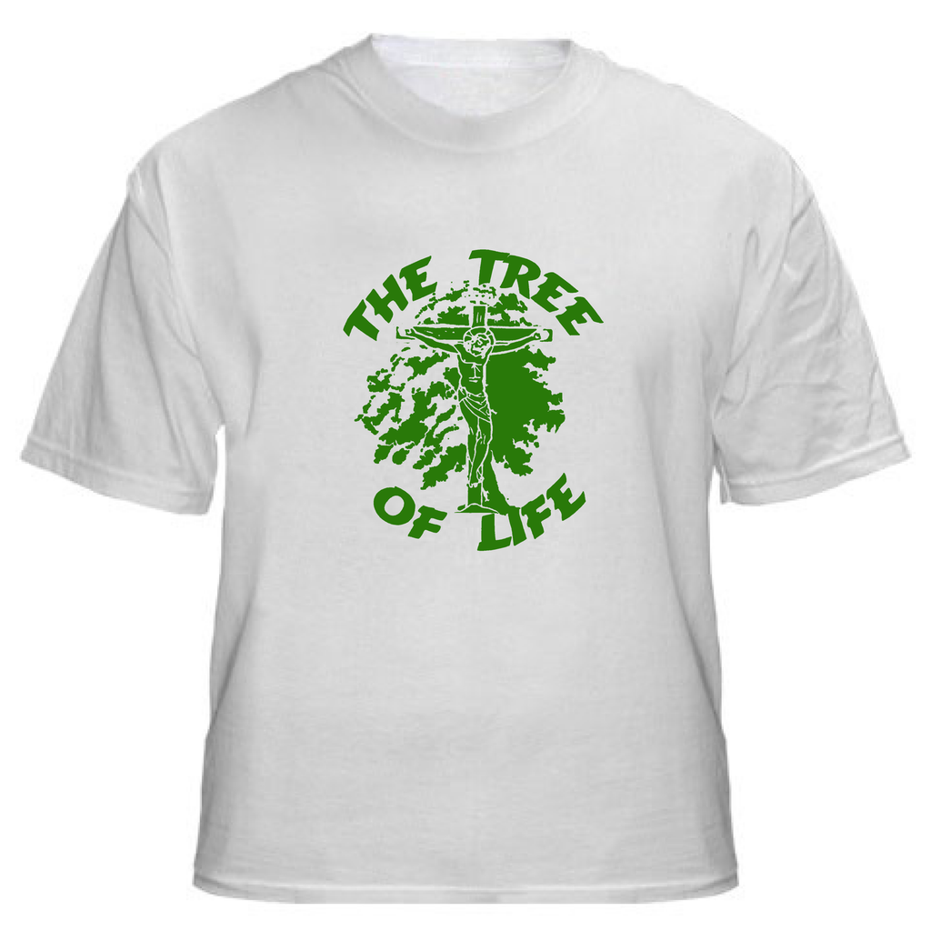 Tree of Life T-Shirt (White)