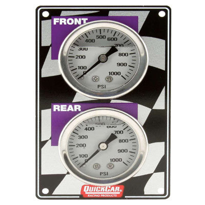 Brake Bias Gauge Vertical Mount