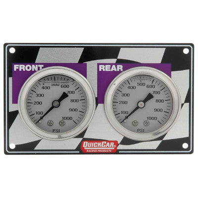 Brake Bias Gauge Horizontal Mount