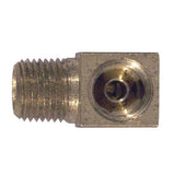 "3/16"" Flare To 1/8"" NPT 90 Degree"