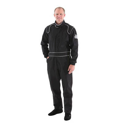 Crow Single Layer Proban 1 Piece Driving Suit