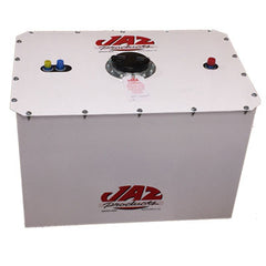 32 Gal. JAZ Pro Sport Fuel Cell W/Flapper White