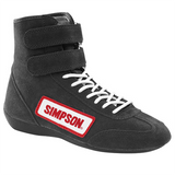 Simpson High Top Driving Shoes