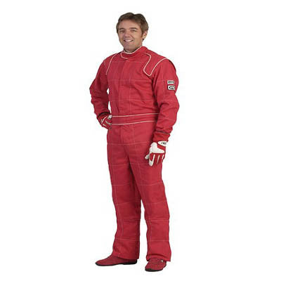 Crow 2 Layer Proban 1 Piece Driving Suit