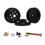 15% Pro Series Serpentine Pulley Kit SBC