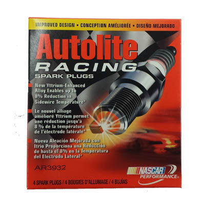 Autolite Spark Plugs 4 Pack