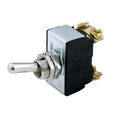Double Pole Bridged On/Off Toggle Switch