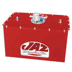 32 Gal. JAZ Pro Sport Fuel Cell W/Flapper Red