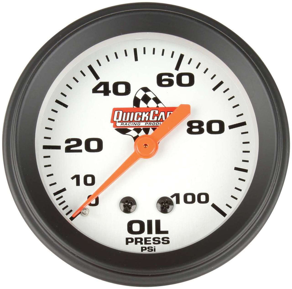 Extreme Series Oil Pressure Replacement Gauge