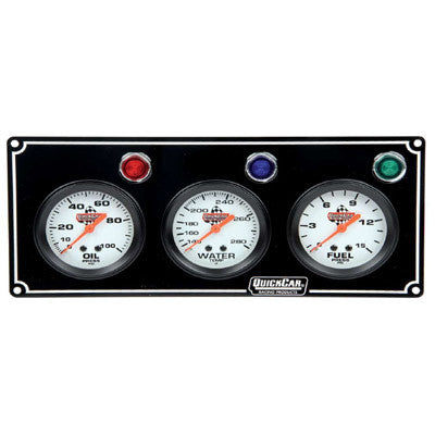 Gauge Panel Assembly  Fuel Pressure/Oil Pressure/Water Temp