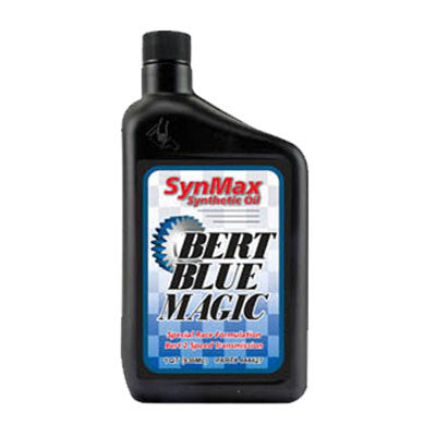 Bert Blue Transmission Fluid