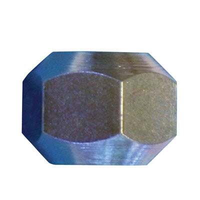 "5/8"" Steel Double Sided Lug Nut"