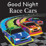 Good Night Race Cars Children's Book