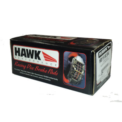 Hawk Brake HB119M594 Metric GM - Black