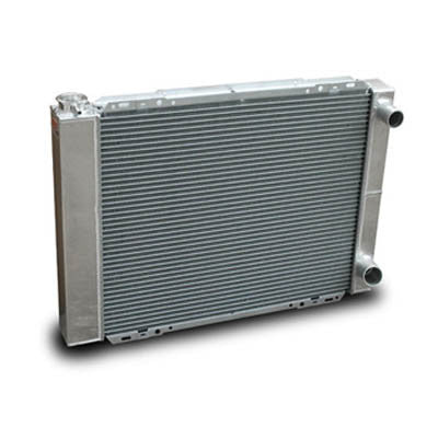 PRC Double Pass Aluminum Racing Radiators