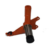 Rocket Spindle Orange Serrated