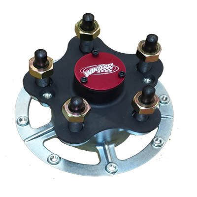 Scalloped Grand National Hub Kit With Rotor