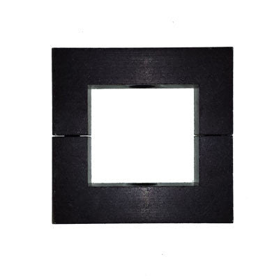 Aluminum Weight Brackets Square