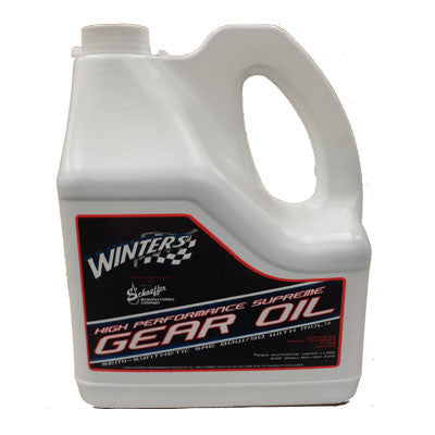 Winters Gear Oil