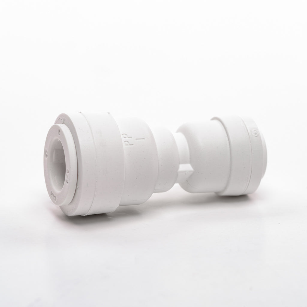 "Union Connector (1/4"" x 3/8"" Tubing)"