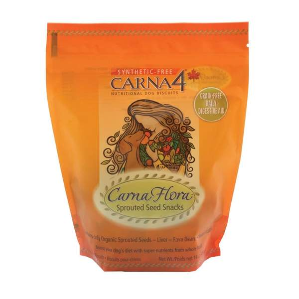 Carna4 - Sprouted Seed Snacks