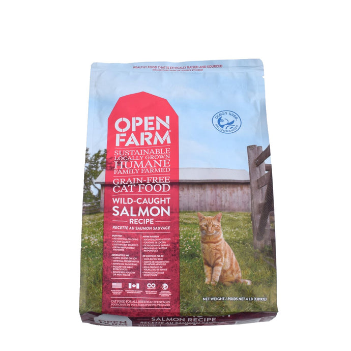Open Farm Cat - Wild-Caught Salmon