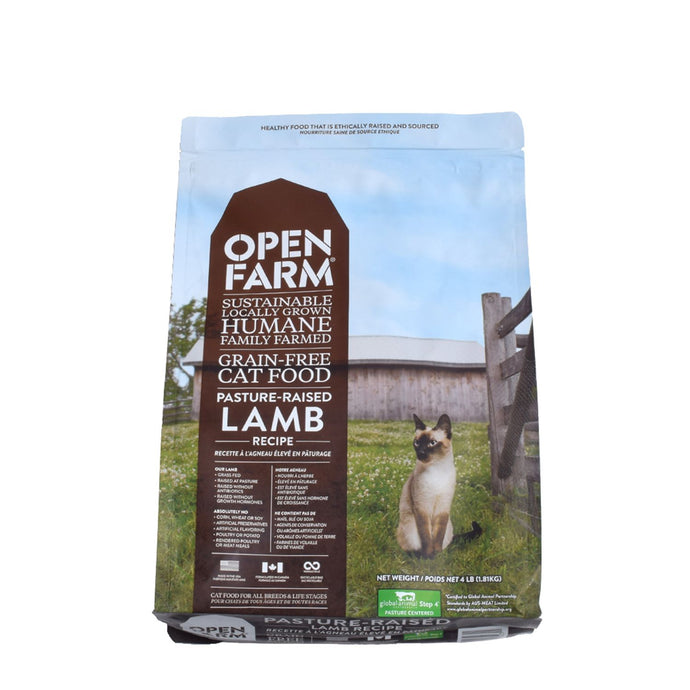 Open Farm Cat - Pasture Raised Lamb