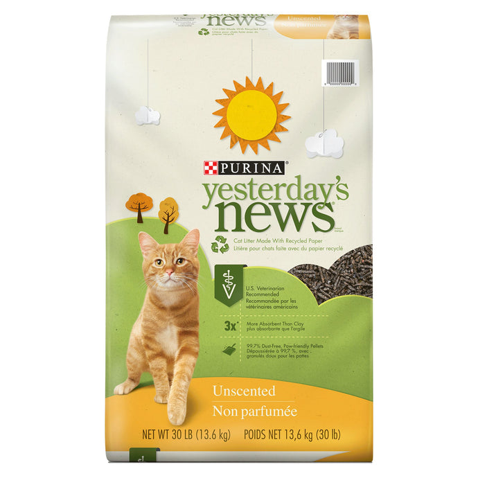 Yesterday's News - Original Cat Litter