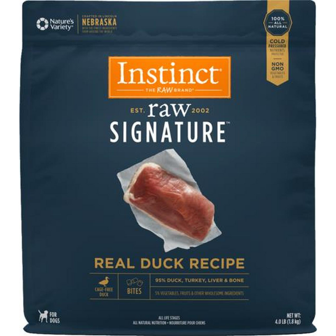 Nature's Variety Instinct - Raw Duck