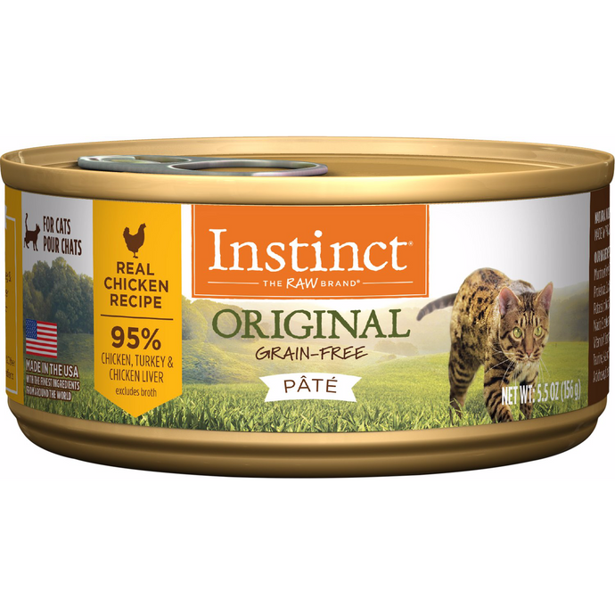 Nature's Variety Instinct - Chicken Pâté