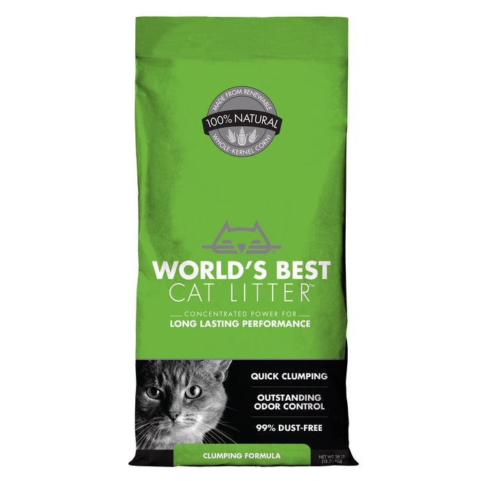 World's Best Cat Litter - Clumping Formula