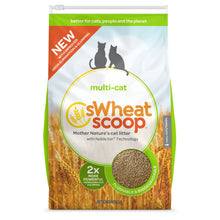 sWheat Scoop - Multi-Cat Litter