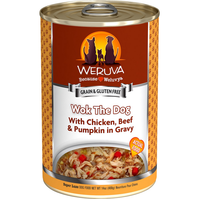 Weruva - Canned Wok The Dog
