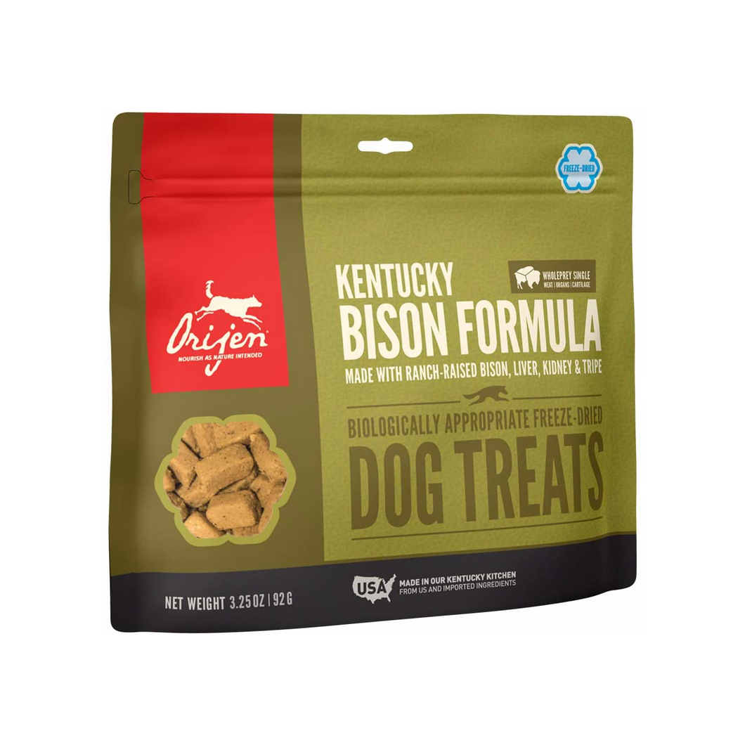 Orijen Dog Treats - Bison