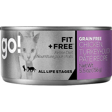 Go! Cat - Fit & Free Chicken Turkey Duck