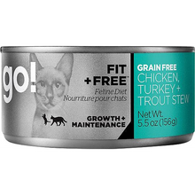 Go! Cat - Fit & Free Chicken Turkey Trout