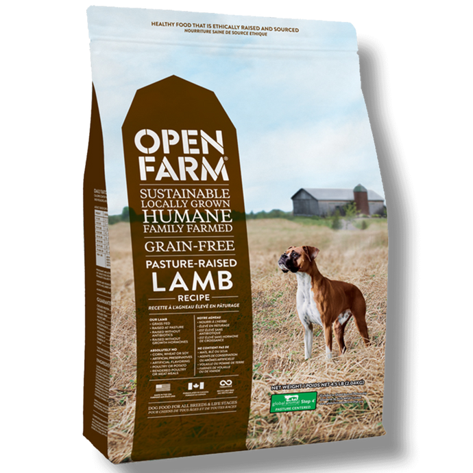 Open Farm - Pasture-Raised Lamb