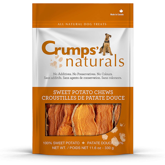 Crumps Naturals - Sweet Potato Chews