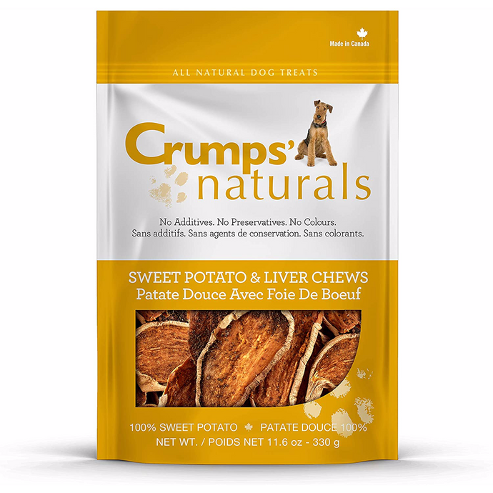 Crumps Naturals - Sweet Potato & Liver