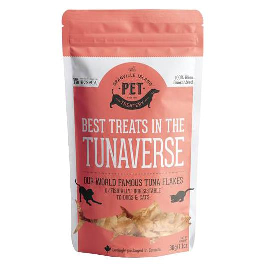 Granville Island Pet Treatery's - Tuna Flakes