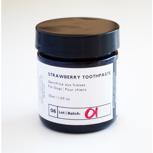 Good Girl Good Boy - Strawberry Coconut Oil Toothpaste