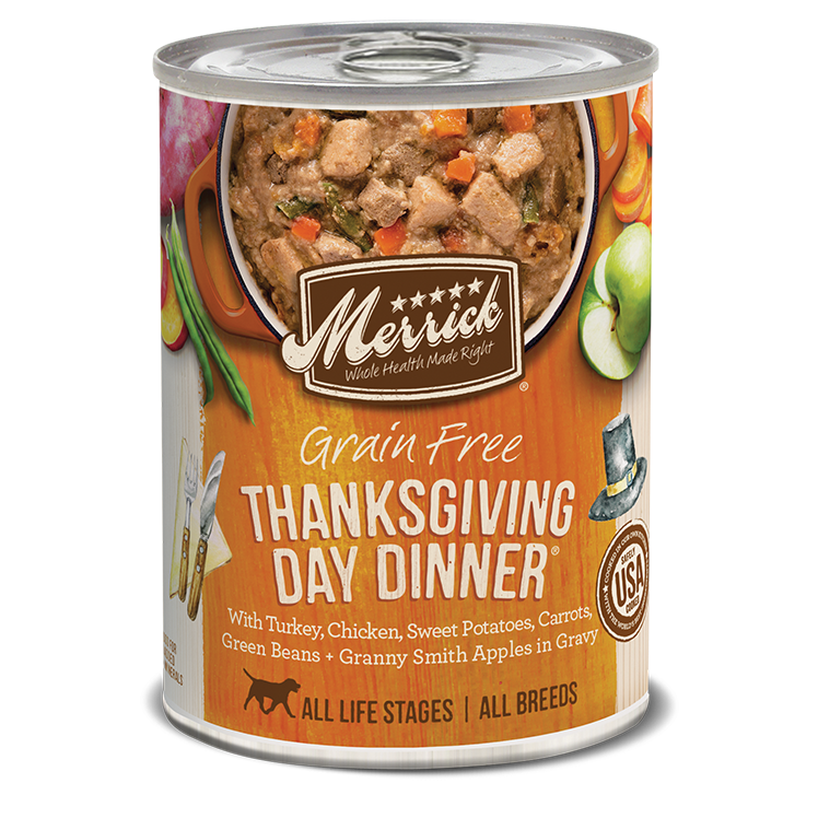 Merrick - Canned Thanksgiving Dinner
