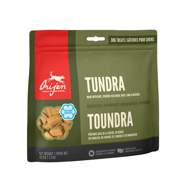 Orijen Dog Treats - Tundra