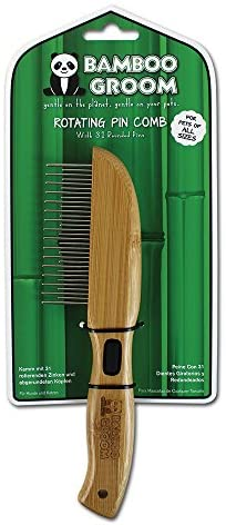 Bamboo Groom: Coarse Comb (31 pins)