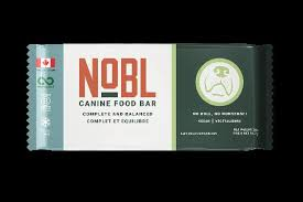 Nobl Canine Food Bars Beef and Chicken ( single bars)
