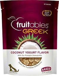 Fruitables - Coconut Yogurt Flavour