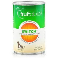 Fruitables - Switch Food Transition Pumpkin Supplement