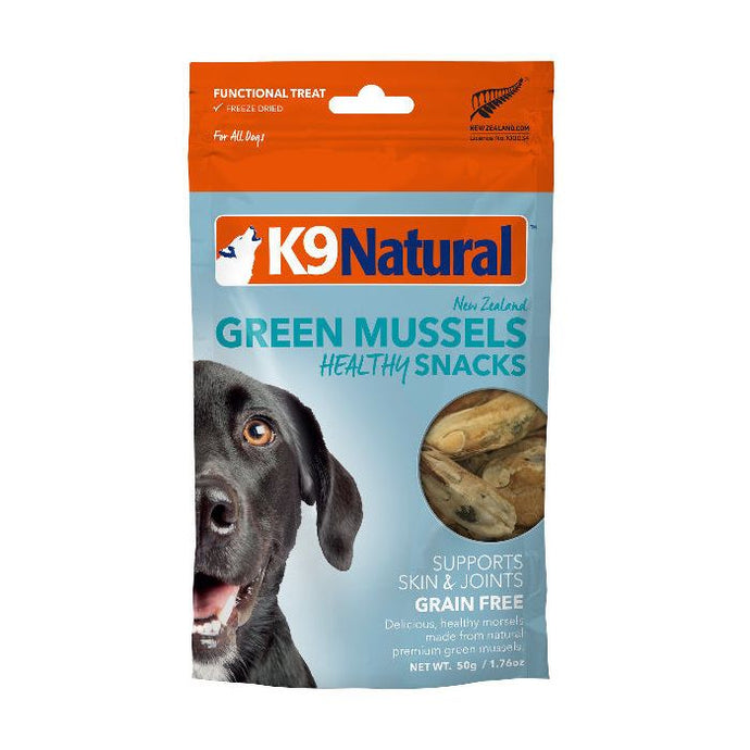 K9 Natural - Green Mussels Snacks
