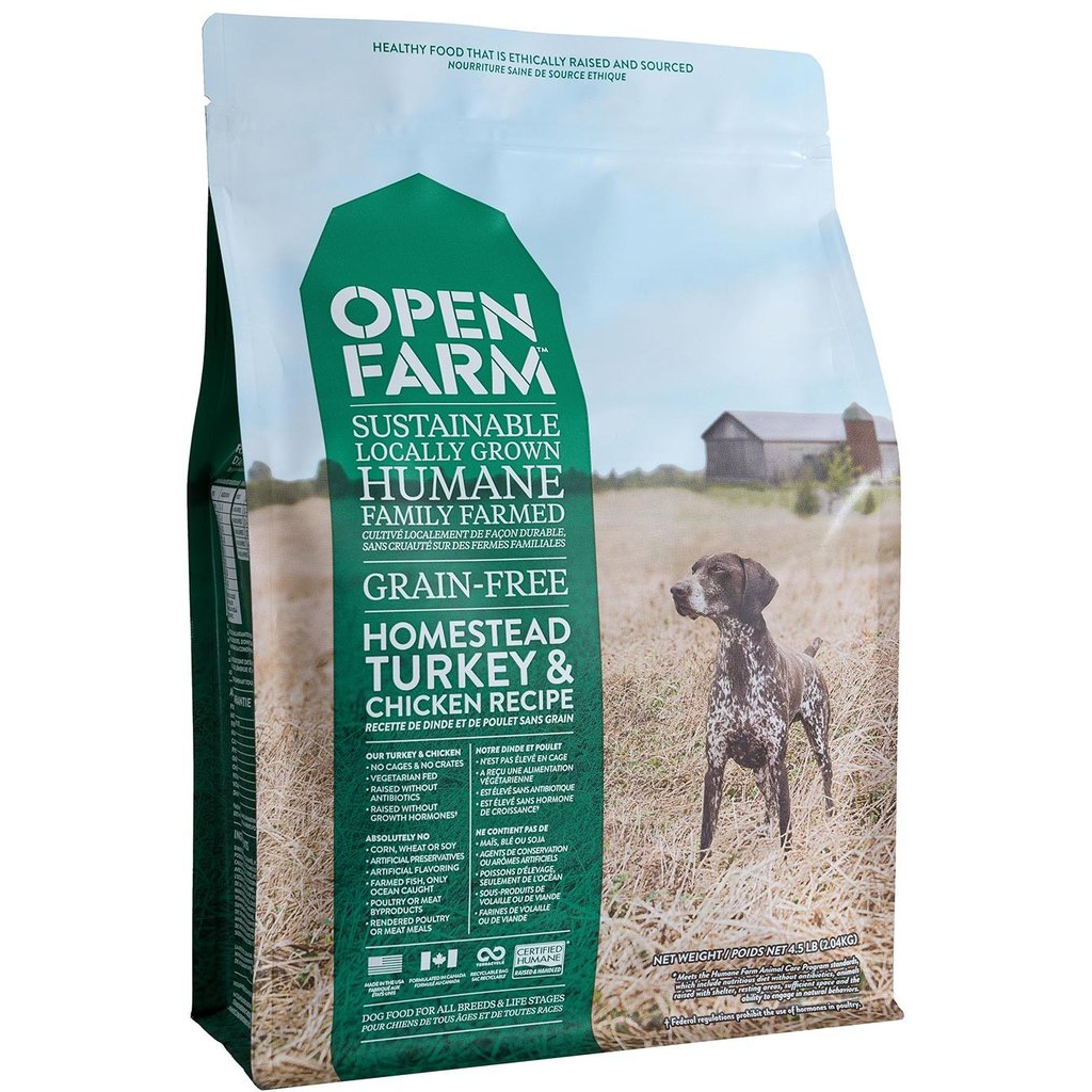 Open Farm - Homestead Turkey & Chicken
